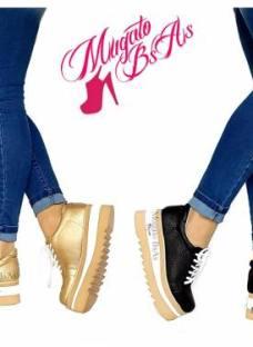 Zapatos Charritos Tex Nueva Temporada Otoño-invierno 2017