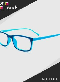Anteojos Armazon Vision Trends Modelo 6005 Azul/celeste