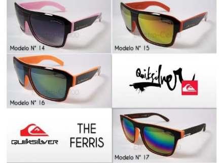 a9257332cf Anteojos Gafas Quiksilver Todos Los Modelos Unicos Oferta ...