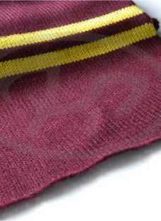Bufanda Con Los Colores Harry Potter.- Lana Exc.calidad -