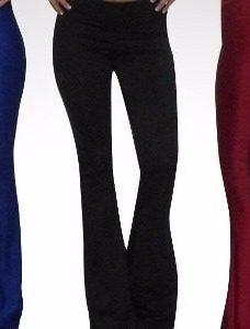 Calzas Oxford De Lycra Brillosa Y Roller ( Rodilla Cortada)