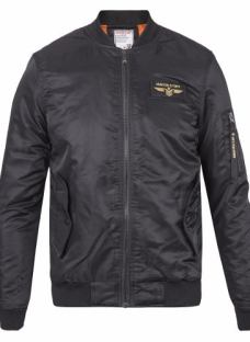 Campera Aviadora Entallada Termica - Quality Import Usa