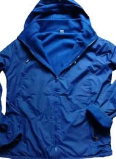 Campera Impermeable Abrigo Polar Capucha Desmont. T.m Al 6xl