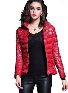 Campera Inflable Mujer Tipo Uniqlo Simil Pluma Excelente