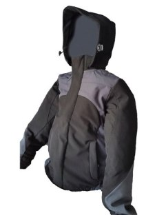 Campera Softshell Alaska Play Niños Impermeable Frio