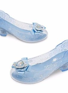 Disney Store Zapatitos De Todas Las Princesas!