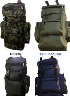Mochila 70 Lts Impermeable Reforzada Ideal Para Las Fuerzas