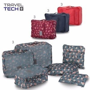 Organizador De Valija Travel Tech 3527