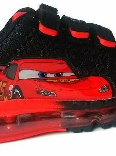 Zapatillas Cars Addnice Bicolor C/luz Mundo Moda Kids