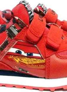 Zapatillas Cars Addnice Disney Mundo Moda Kids Art Race