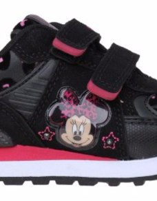 Zapatillas Disney Minnie Garden Luces Addnice Mundo Manias
