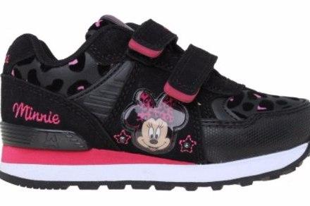 Zapatillas Disney Minnie Garden Luces Addnice Mundo Manias