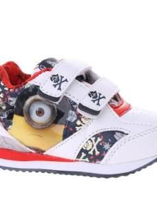 Zapatillas Minions Con Luces Addnice Pirata Mundo Manias