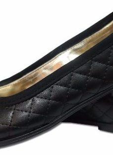 Zapatos Chatitas Balerinas Matelasse Talles Grandes Espec