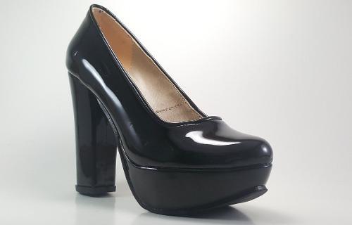 el más nuevo 4fc86 d024f Zapatos Mujer Zapatos De Fiesta Comodos Taco Palo Stilettos » Mayorista de  ropa