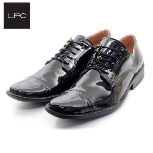 ae78369c9de05 Zapato De Vestir De Hombre Charol Simil Cuero (art. 1241 12 ...