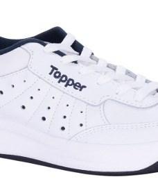 Zapatillas Topper X Forcer Tenis 100% Cuero Vacuno 21871