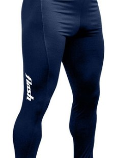 Calza Larga Flash Spandex Termica Compresion Rugby Running