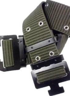 Cinturon Militar Original Hebilla Nato Fabrica Resistente
