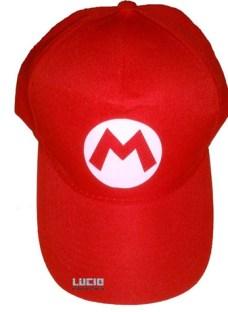 Gorra Mario Bros Ajustable