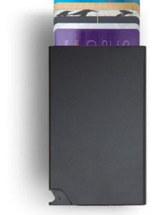 Protector De Tarjetas - Card Slider Walla - Black