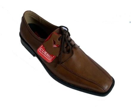 Zapato De Vestir Hombre Cuero Vacuno Suela