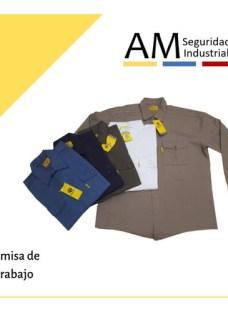 Camisa Pampero Talle 38 Al 48 Grafa Original Fc A