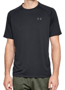 Remera Under Armour Tech-1326413-001- Open Sports