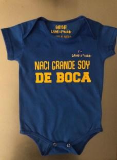 Body Para Bebés nací Grande