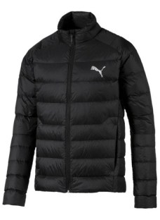 Campera Puma Negra Pwrwarm Packlite 600 Down Jack