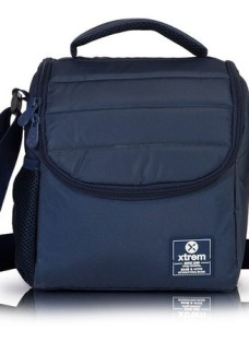 Lunchera Xtrem Break Azul Navy Reverse