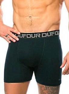 Pack X6 Boxer Hombre Dufour Algodon Y Lycra 12024 - 12058