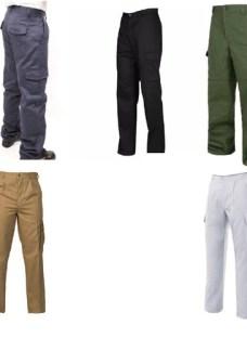 Pantalon Cargo Reforzado Tipo Ombu Descuento A Reventas Impo