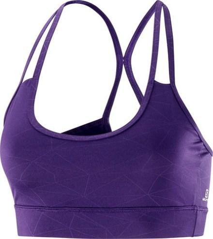 Top Deportivo Salomon - Mantra Bra - Running - Mujer