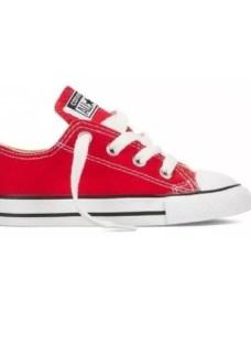 Zapatillas Converse All Star Bebe - Rojo