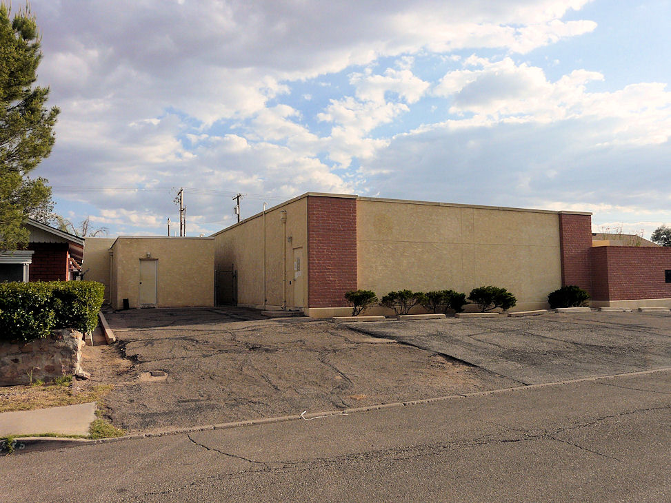Telephone Central Office Building Pictures - Area Code 520 (Arizona)