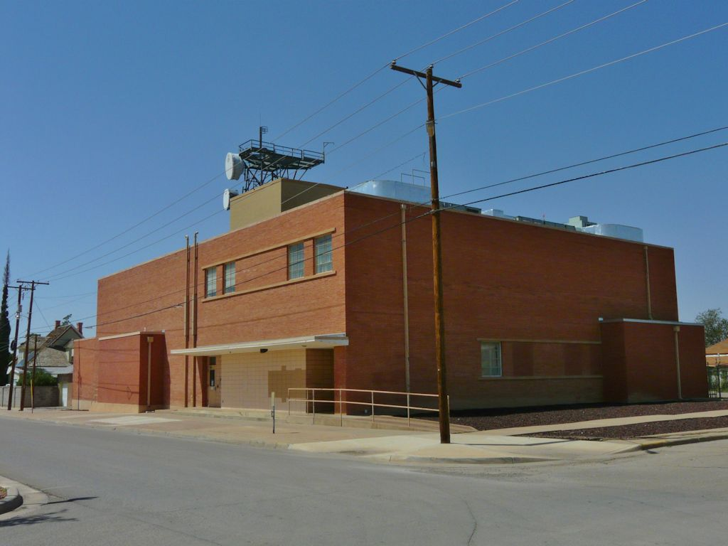 Telephone Central Office Building Pictures - Area Code 575 (New Mexico)