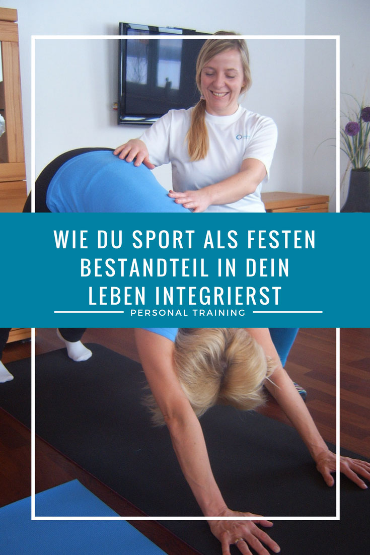 Gesunde Gewohnheiten: Wie du Sport als festen Bestandteil in deinen Alltag integrierst