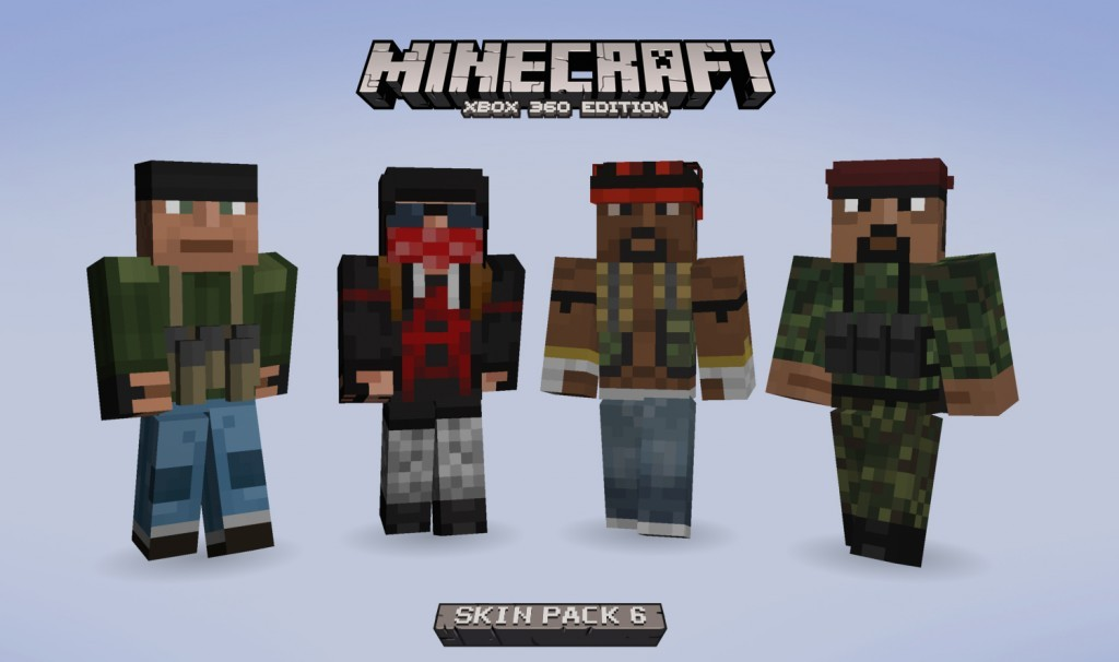 Co Optimus Screens Skin Pack 6 DLC Is Now Available In