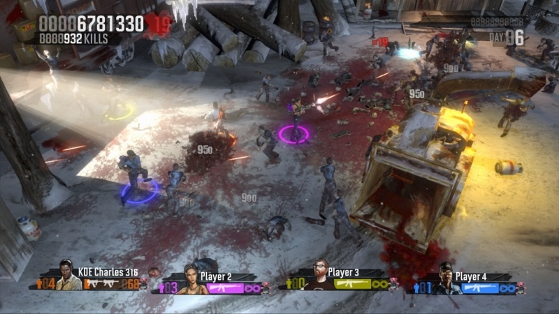 Co Optimus Review Zombie Apocalypse Co Op Review