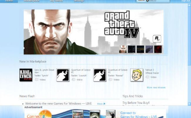 Co Optimus News Games For Windows Live Stand Alone
