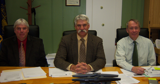 Harney County Court 2011