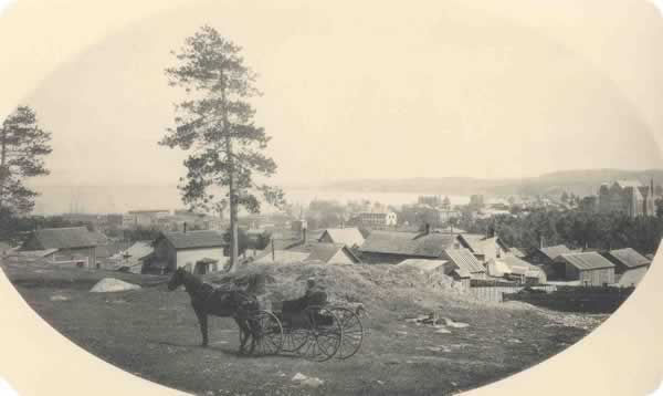 Marquette County  Historical Photographs