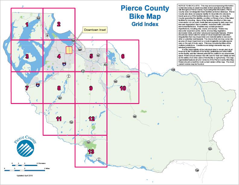 Pierce County, WA