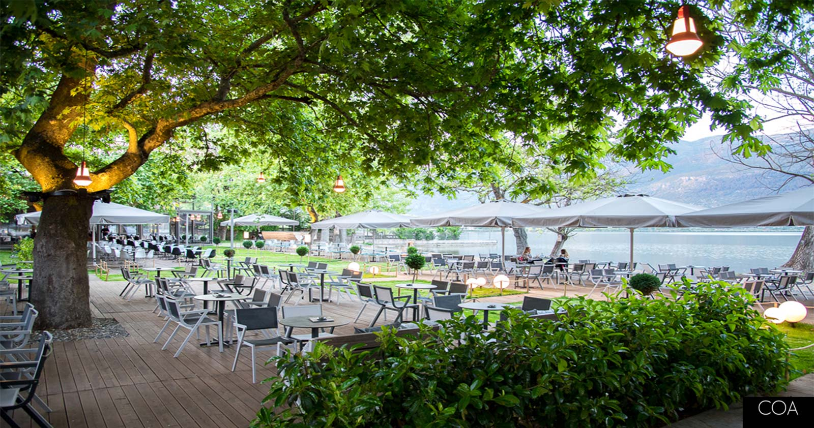 """NAUTICAL CLUB OF IOANNINA PARK"" RESTAURANT – CAFE, IOANNINA"