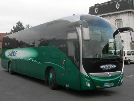 We hire coaches with driver in Lille