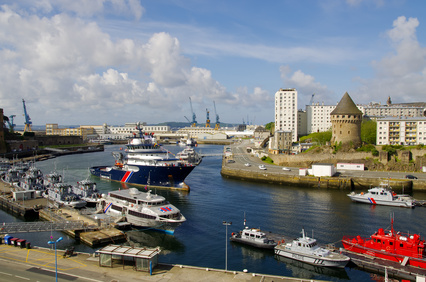 Bus rental in Brest in Brittany