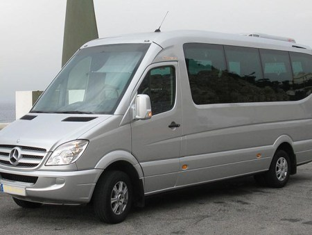 Coach hire in Chatellerault