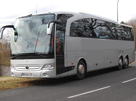 Bus rental in Vienne, France