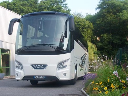 Bus rental in Thionville